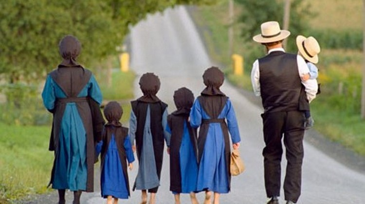 Facebook/Stand With Eau Claire County Amish Families