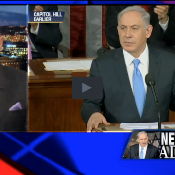Col. Peters and Netanyahu