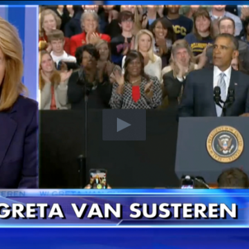 Greta Van Susteren and Obama