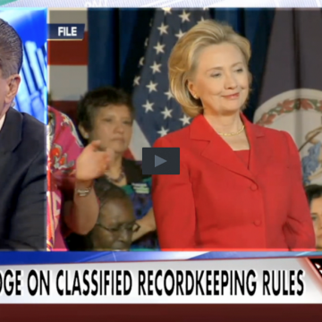 Hillary Clinton and Judge Nap