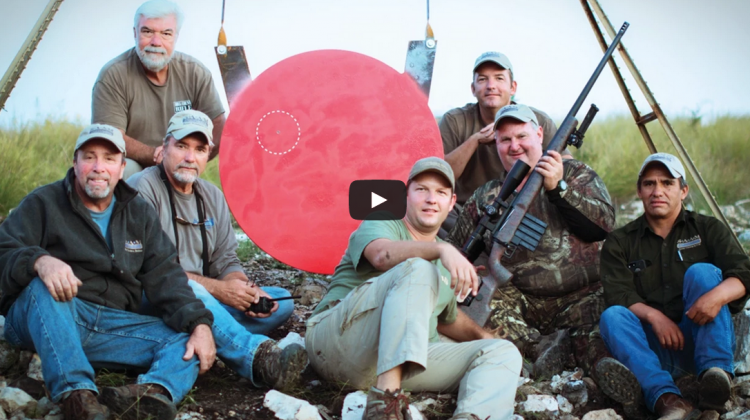 Jim Spinella and Hill Country Rifles