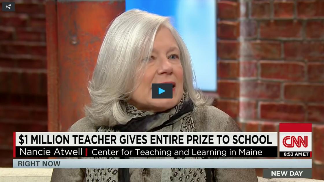 Award-Winning Teacher Trashes Common Core