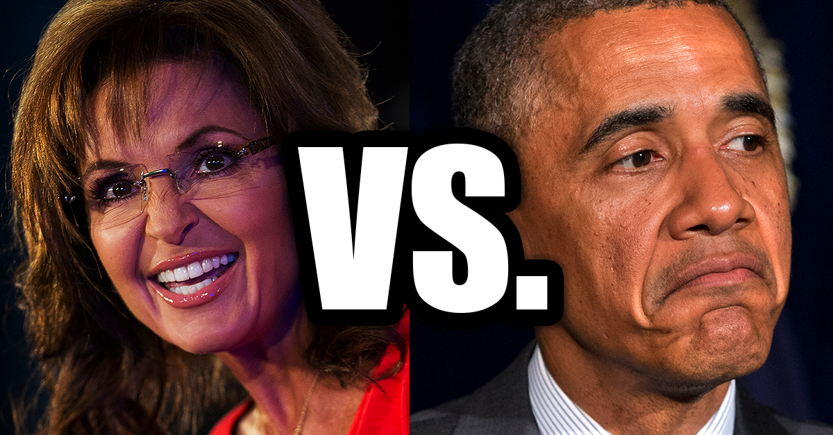 The Top 5 Reasons Sarah Palin Would STILL Make A Better President Than Barack Obama