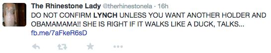 Twitter/ The Rhinestone Lady