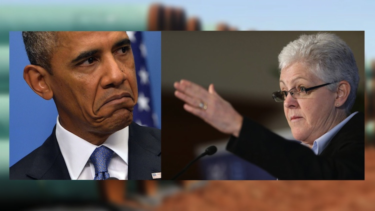 Uh-Oh: Obama's Own EPA Chief Just Said The President's Position On Keystone Is Baloney