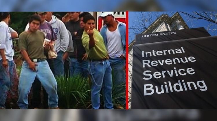 WCJ images IRS illegals