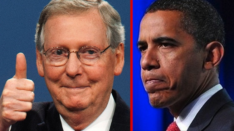 BREAKING: What The Senate Just Did Paints A Big Bullseye On A Target Sure To Infuriate Obama