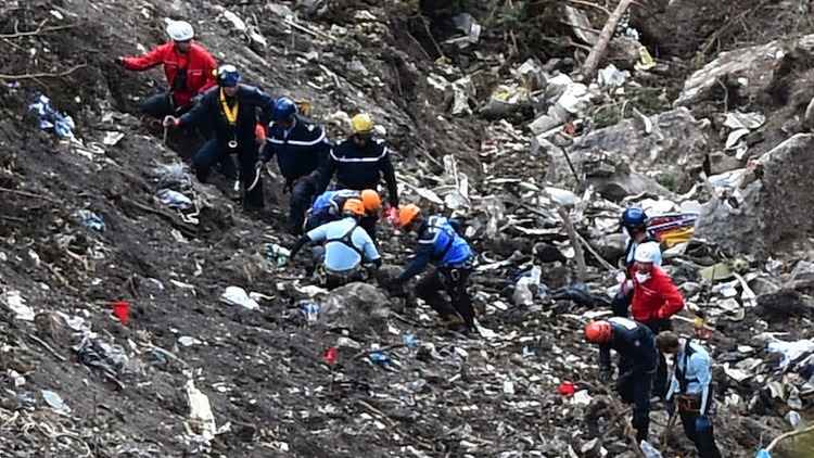 Breaking: What Was Just Discovered In The Germanwings Wreckage Is A Heart-Stopper