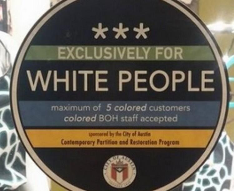 Whites sticker