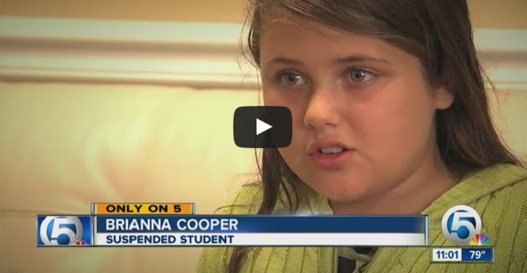 Student Suspended For Holding Bullying Teacher Accountable