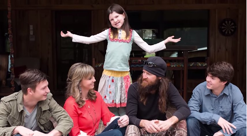Mia Robertson, one of the most beloved stars of A&E's Duck Dynasty ...