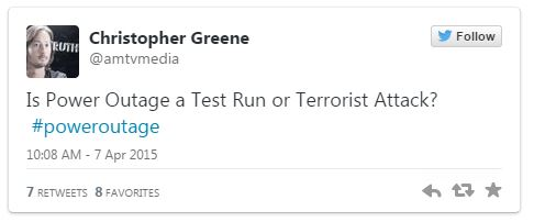 04082015_Power Outage Terrorism_Twitter