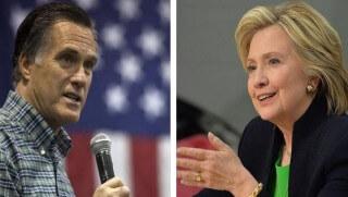 Romney/Hillary