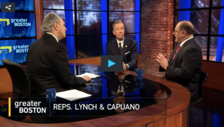 Dem Reps Lynch, Capuano