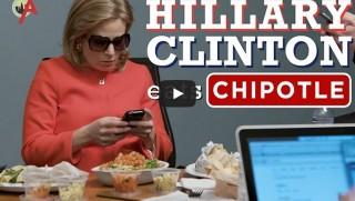 Hillary Clinton Spoof