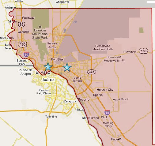 El Paso (TX) United States  City new picture : paso fort bliss home 30000 active duty soldiers armored division