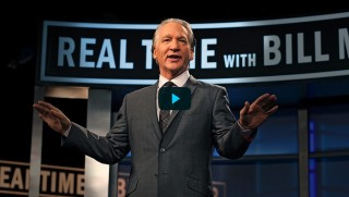 Image Credit: HBO/Real Time with Bill Maher
