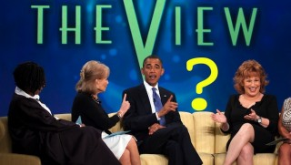 Image Credit: ABC/The View
