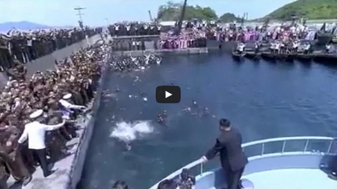 northkoreanswim