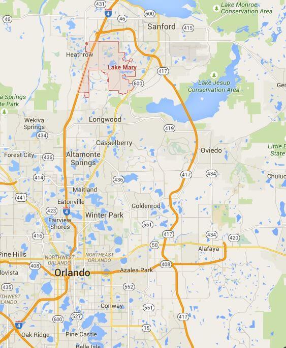 Image credit: Google Maps
