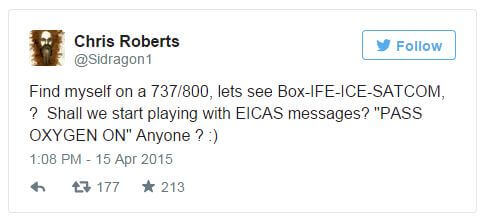 05182015_Chris Roberts Flight Tweet_Twitter
