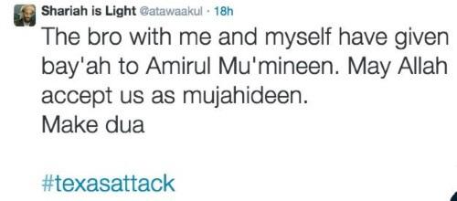 Minnesota - Tweet - Allah Accept