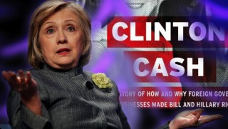 WCJ images Clinton Cash