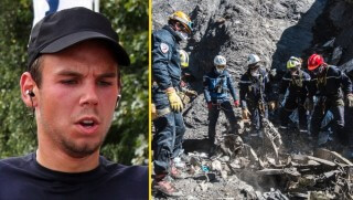WCJ images Germanwings crash