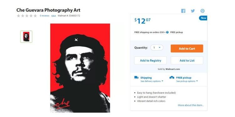 06232015_Che Guevara_WalMart