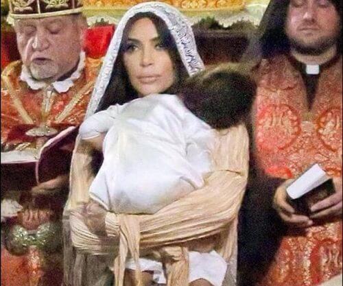 Image Credit: Twitter/Kim Kardashian West