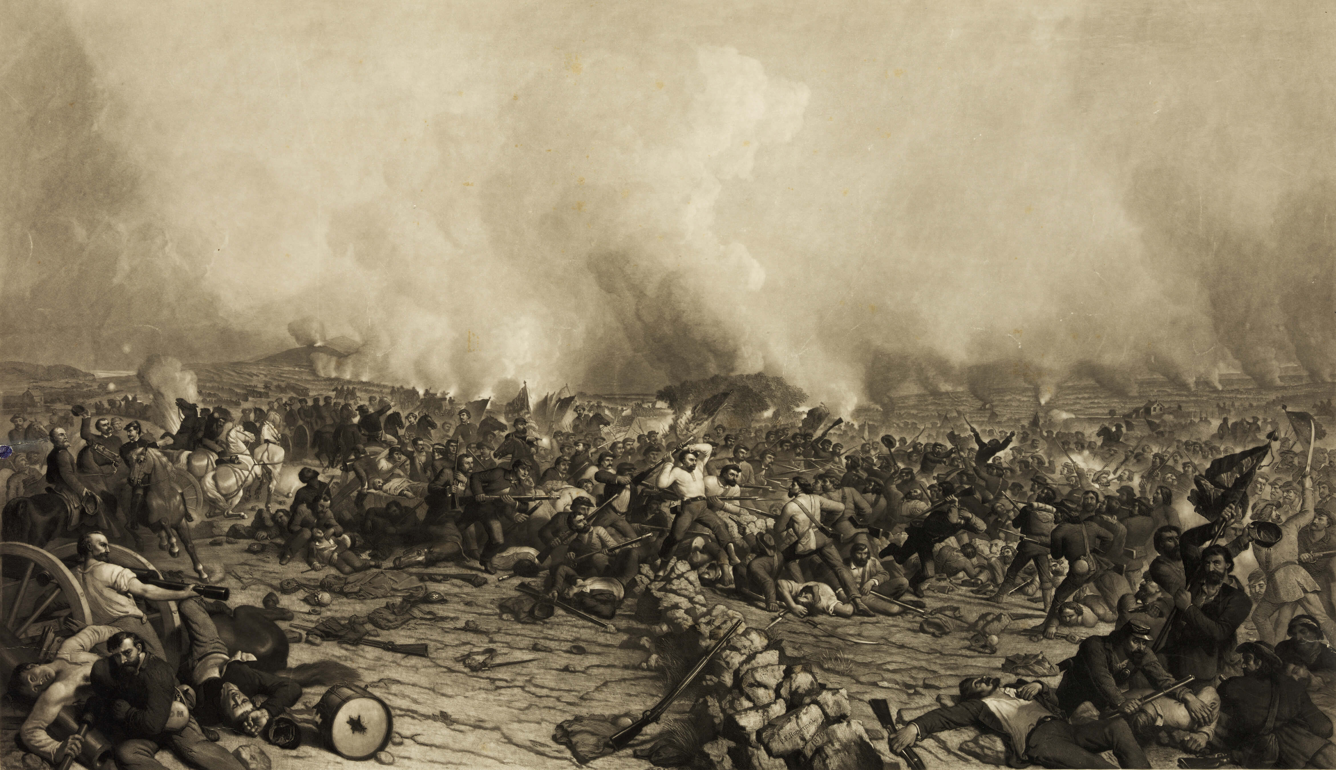On This Day 152 Years Ago, The Battle Of Gettysburg Ended
