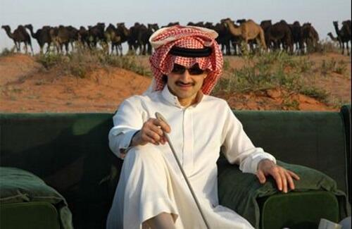 Image Credit: Facebook/His Highness Prince Alwaleed Bin Talal Bin Abdulaziz Alsaud