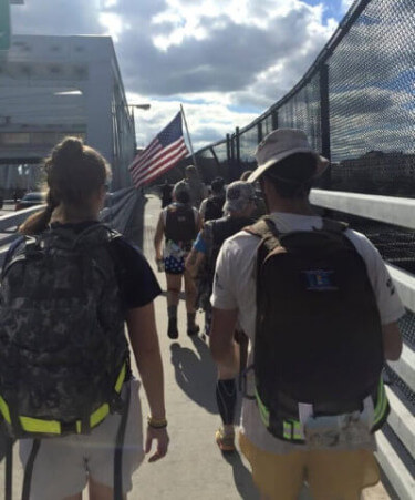 Image Credit: Facebook/Carry the Burden - Marching into Manhattan