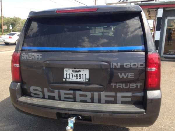 Image Credit: Facebook/Hutchinson County Sheriff's Office