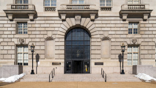 US Environmental Protection Agency headquarters. Image credit: shutterstock.com