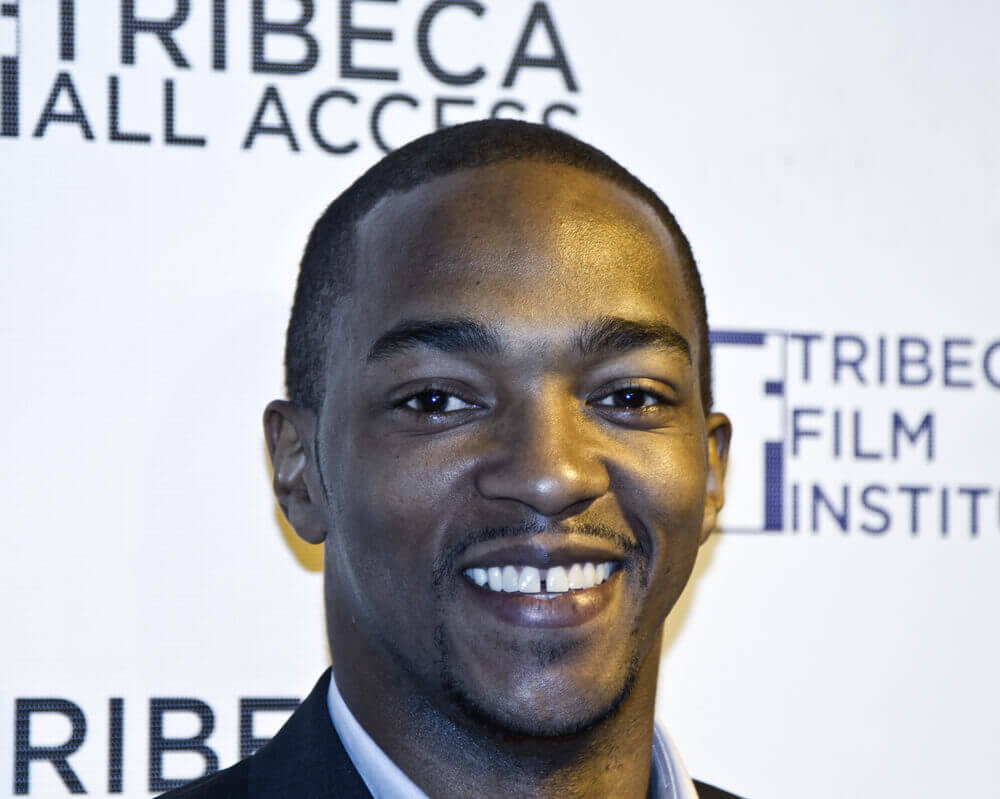 Actor Anthony Mackie at Tribeca all access Kick-Off Celebration at Hiro Ballroom on April 19, 2010 in New York City. Image credit: Sam Aronov / Shutterstock.com
