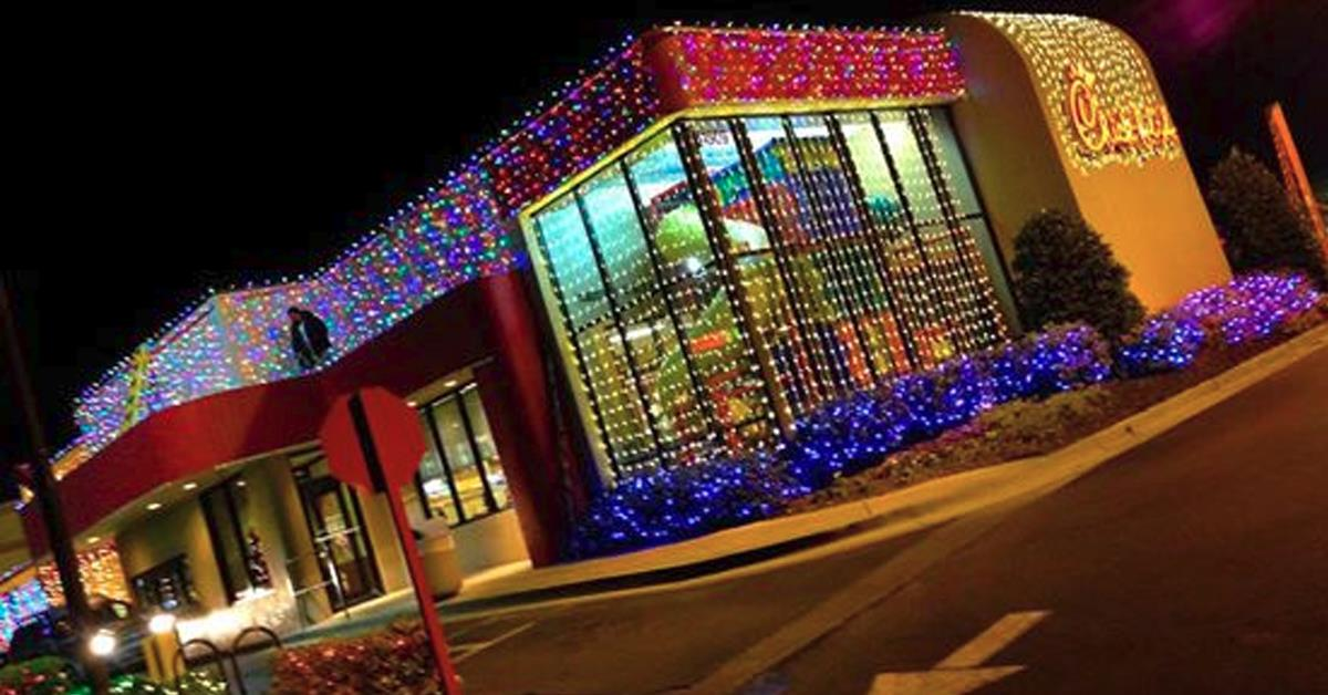 This Alabama Chick-Fil-A Just Sent Starbucks An EPIC Lesson In How To REALLY Do Christmas