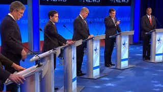 NH GOP debate