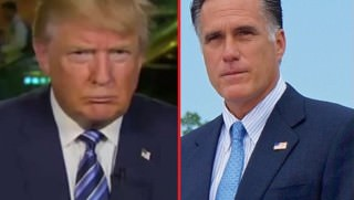romney n trump