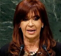 de Kirchner at the United Nations