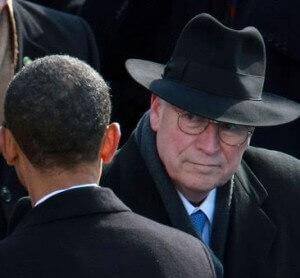Cheney (R) was close to Iran-Contra investigation.