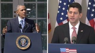 Paul Ryan - Barack Obama