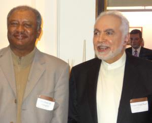 Al-Shingieti and Rauf at CFR in 2013