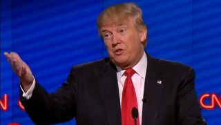 Trump debate FLA