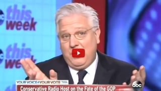 glenn beck on abc