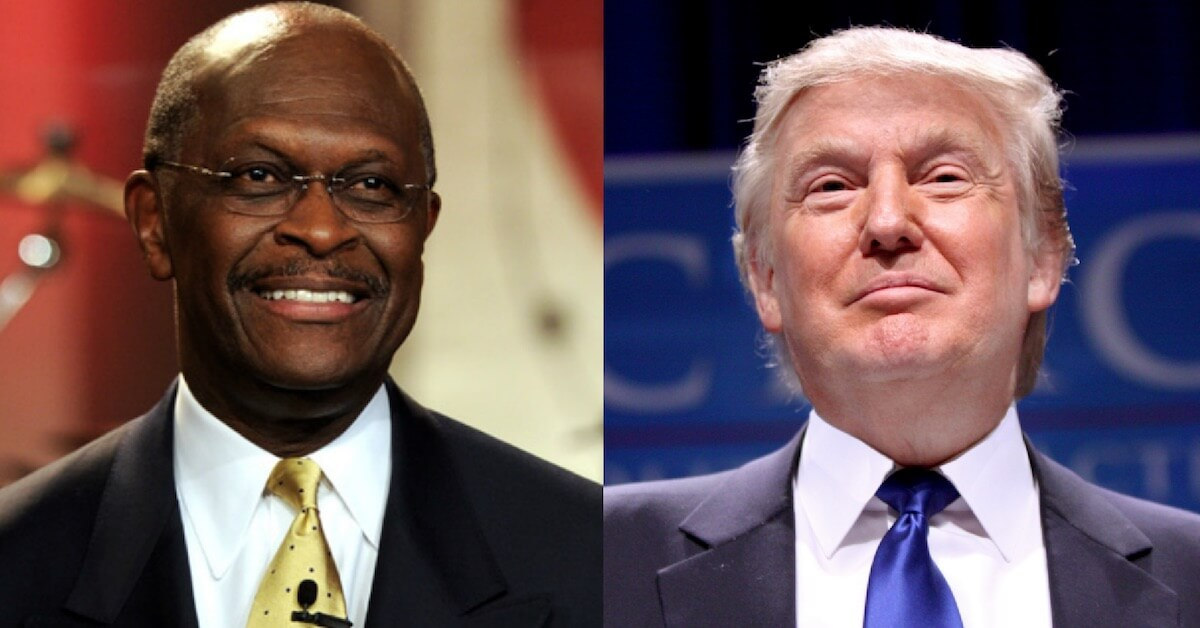 WATCH: Herman Cain Goes on Fox, Hits Trump-Haters With 5 Words They Hate Most