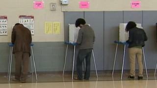 texas polling