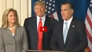 trump romney endorsement
