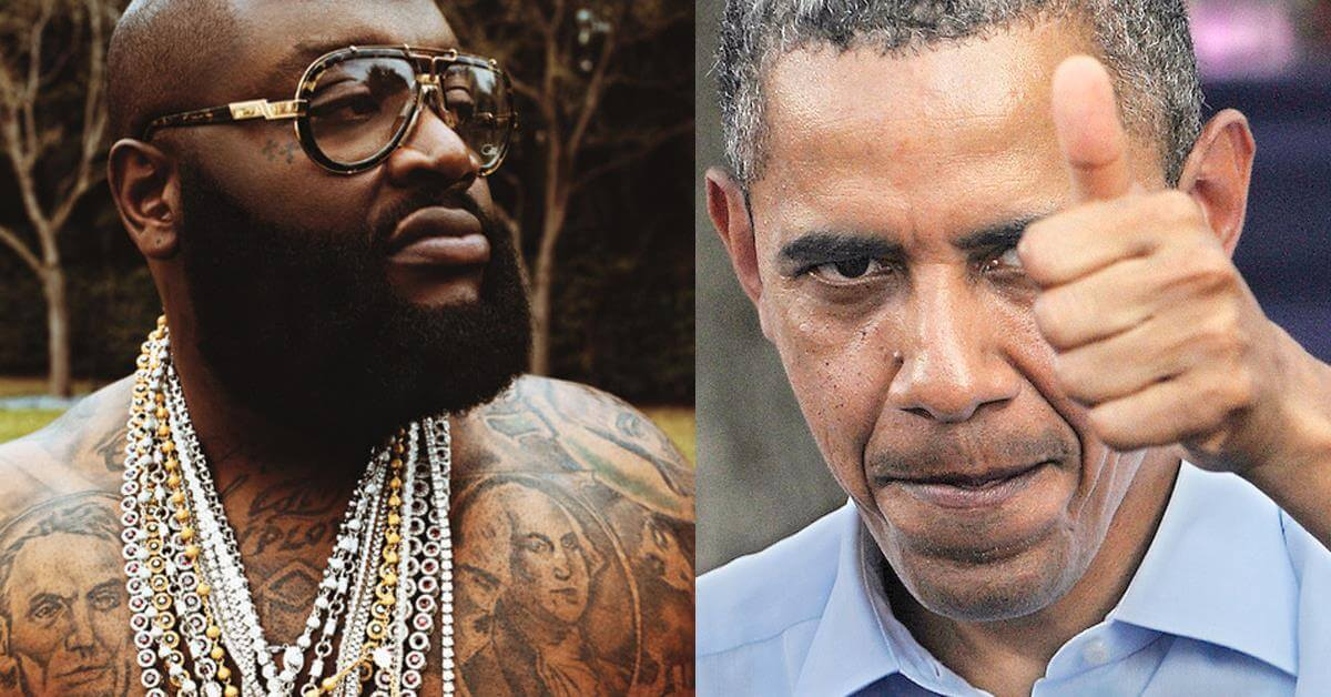 AWKWARD: Obama Invites Rapper To White House... Soon After, They Heard A  Loud Beeping Sound