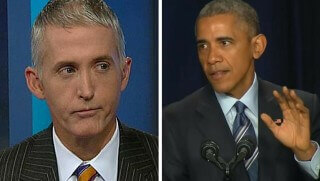 gowdy and obama